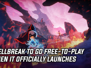 Spellbreak to go free-to-play when it officially launches
