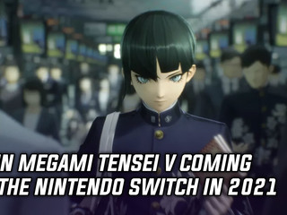 Shin Megami Tensei V is coming to Nintendo Switch in 2021