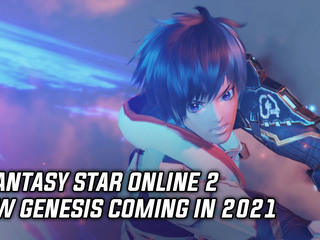 Phantasy Star Online 2: New Genesis coming to Xbox and PC in 2021