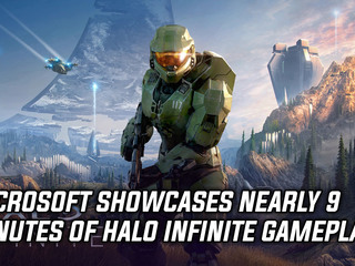 Xbox Games Showcase features nearly 9 minutes of Halo Infinite gameplay