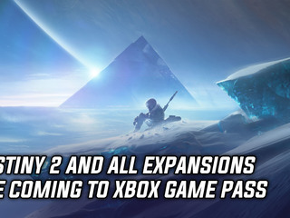 Destiny 2 and all expansions coming to Game Pass