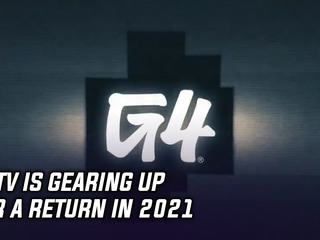 G4TV teases a return sometime in 2021