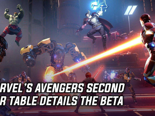 Crystal Dynamics outlines upcoming beta for Marvel's Avengers