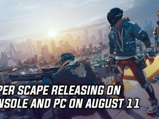 Hyper Scape coming to all platforms on August 11th