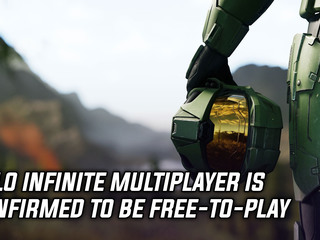 Halo Infinite multiplayer confirmed as free-to-play