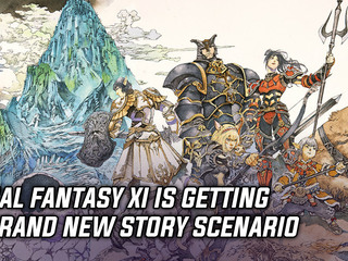 Final Fantasy XI is getting a brand new story scenario