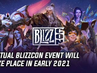 Virtual BlizzCon event will take place in early 2021