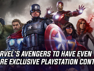 Marvel's Avengers will have even more PlayStation exclusive content