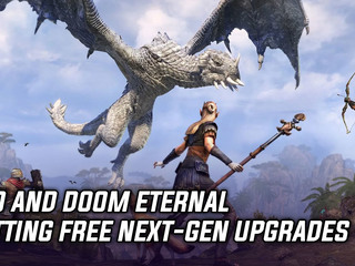 Bethesda announces free next-gen upgrades for Doom and ESO