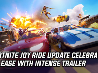 Fortnite Joy Ride update is officially live