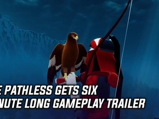 The Pathless gets six minute long gameplay trailer
