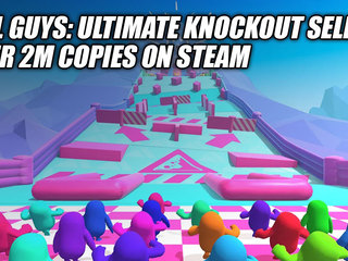 Fall Guys: Ultimate Knockout Sells Over 2M Copies On Steam