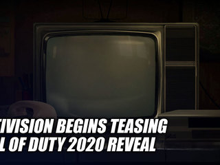 Activision Begins Teasing Call of Duty 2020 Reveal