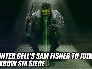 Splinter Cell's Sam Fisher To Join Rainbow Six Siege As An Operator