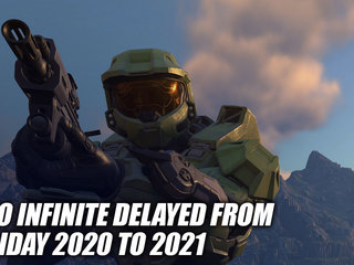 Halo Infinite Delayed From Holiday 2020 To 2021