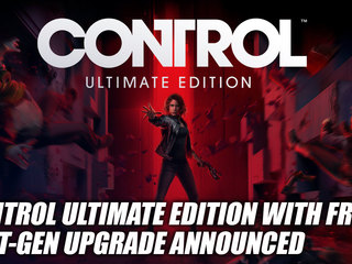 Remedy Announce Control Ultimate Edition With Free Next-Gen Upgrade