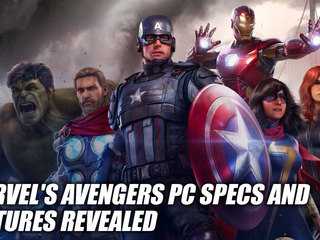 Marvel's Avengers PC Specs And Features Revealed