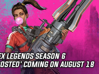 Apex Legends Season 6 'Boosted' starting on August 18th