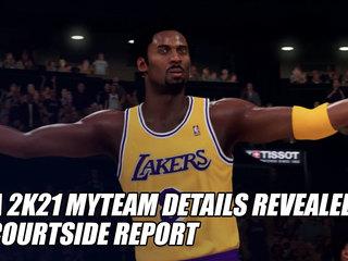 NBA 2K21 MyTEAM Details Revealed In Courtside Report
