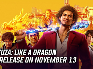 Yakuza: Like a Dragon will launch on November 13