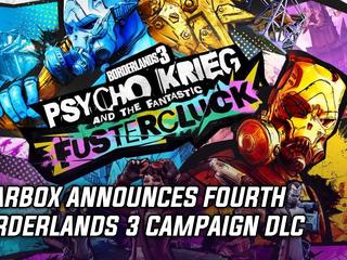 Gearbox announces fourth Borderlands 3 campaign DLC