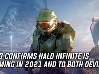 343 claims Halo Infinite will launch in 2021 for both Xbox One and Series X