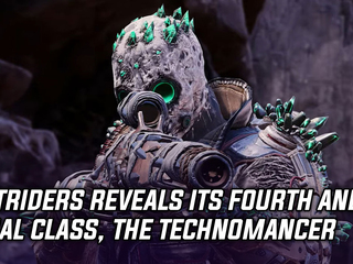 Outsiders reveals fourth and final class, Technomancer