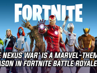 Marvel comes to Fortnite again in Season 4