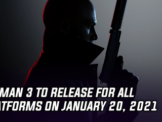 Hitman 3 gets a 2021 release date on all platforms