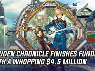 Eiyuden Chronicle becomes third-most funded video game on Kickstarter