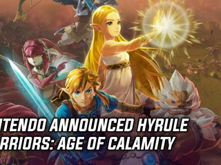 Nintendo announced Hyrule Warriors: Age of Calamity