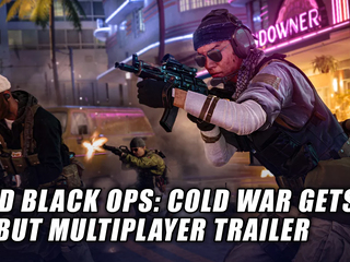 Call of Duty Black Ops: Cold War gets first multiplayer trailer