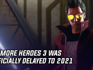 No More Heroes 3 officially delayed to 2021