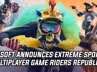 Ubisoft announces extreme sports game Riders Republic