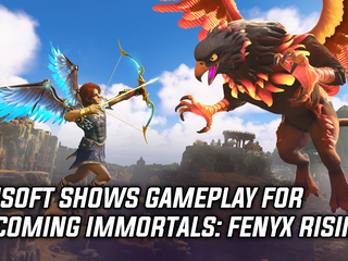 Immortals: Fenyx Rising gets gameplay trailer