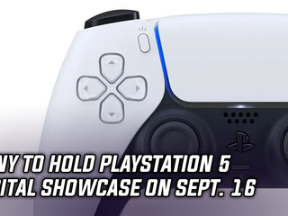 Sony to hold PlayStation 5 digital showcase on Sept. 16