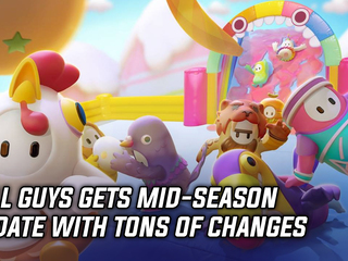 Fall Guys gets mid-season update with tons of changes