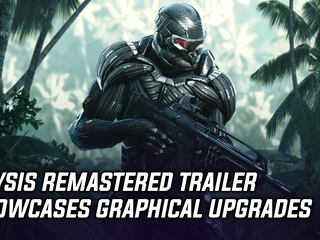 Crysis Remastered trailer showcases graphical upgrades
