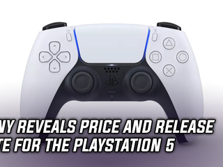 Sony reveals price and release date for the PlayStation 5
