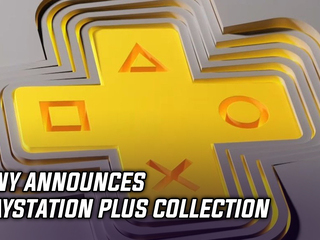 Sony announces PlayStation Plus Collection
