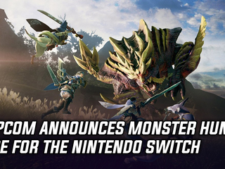 Capcom announces Monster Hunter Rise for the Switch