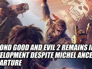 Beyond Good And Evil 2 Remains In Development Despite Michel Ancel's Departure