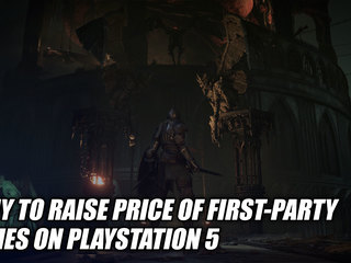 Sony To Raise Price Of First-Party Games On PlayStation 5
