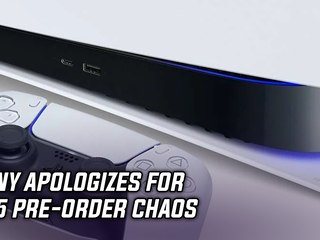 Sony apologizes for PS5 pre-order chaos