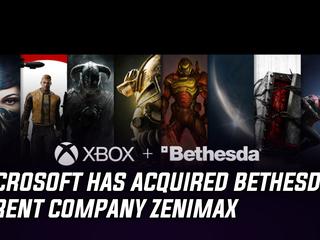 Microsoft acquires Bethesda's parent company Zenimax