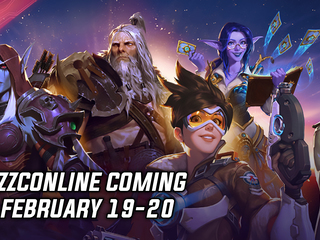 BlizzConline coming on February 19-20