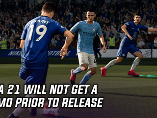 FIFA 21 will not get a demo prior to release