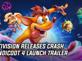Activision releases Crash Bandicoot 4 launch trailer