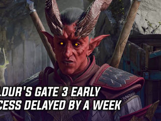 Baldur's Gate 3 Early Access delayed by a week