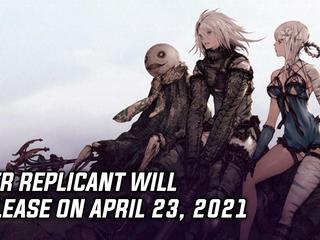NieR Replicant will release on April 23, 2021